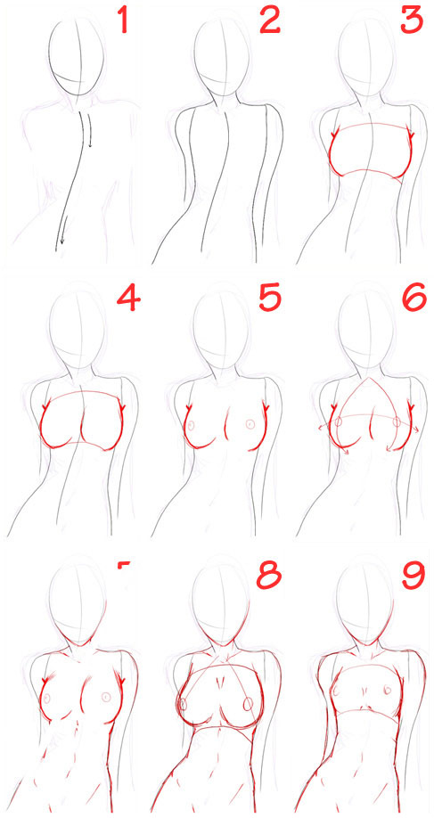The Great Big Breast Tutorial